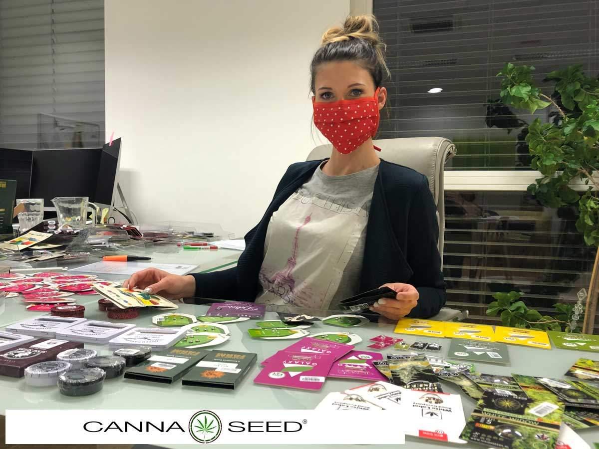 Natalie Canna-Seed Corona