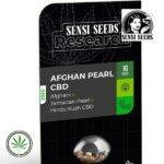 Sensi-Seeds-Afghan-Pearl-CBD-Auto